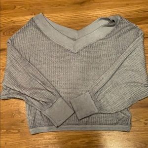 We the Free by Free People lightweight sweater